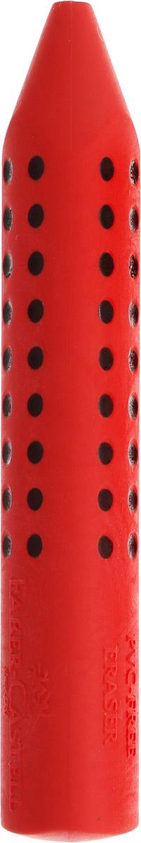 Faber-Castell Ластик Grip 2001 цвет красный все цены