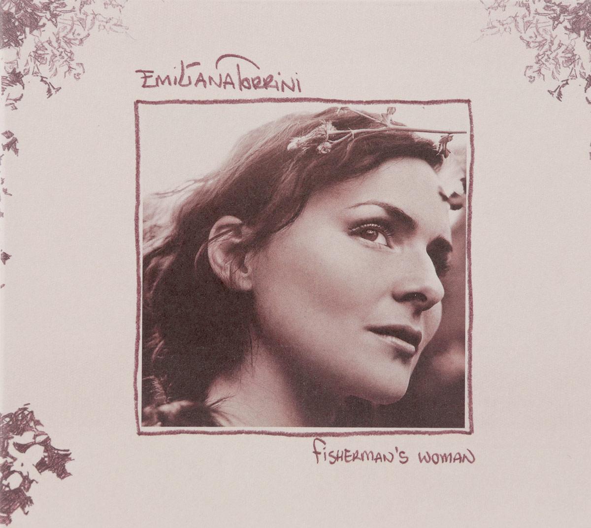 Эмилиана Торрини Emiliana Torrini. Fisherman's Woman emiliana parati обои emiliana parati blumarine 2 25029