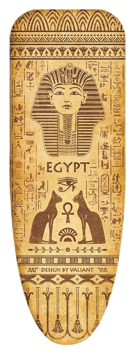 Чехол для гладильной доски Valiant Egypt, 130 х 47 см чехол д гладильной доски ева 125х47см х б
