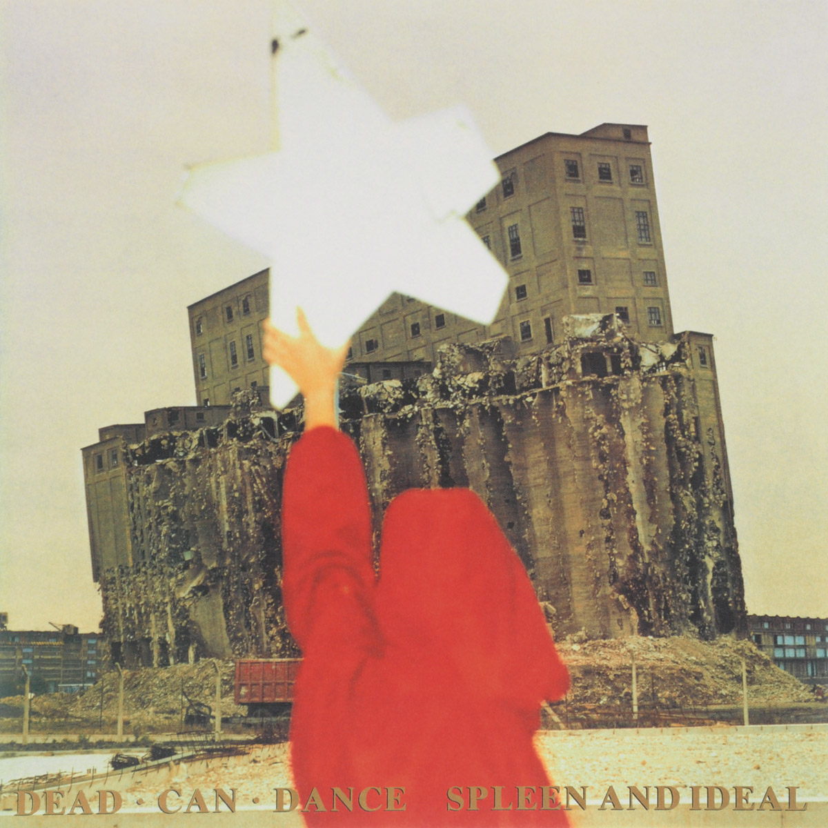 Dead Can Dance Dead Can Dance. Spleen And Ideal (LP) dead can dance dead can dance wake 2 cd