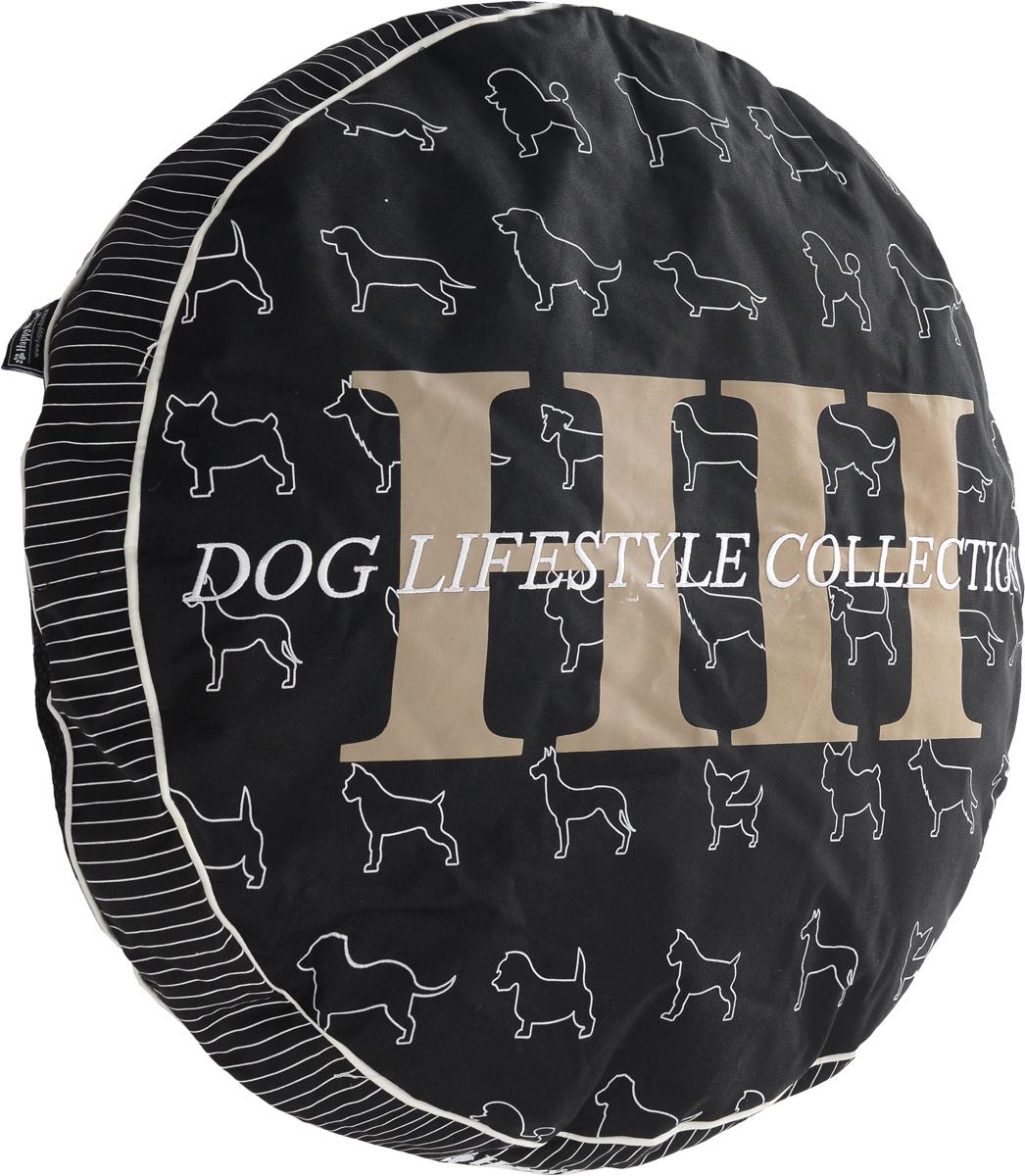 """Лежак для животных Happy House """"Dog Lifestyle"""", 70 х 70 х 10 см"""