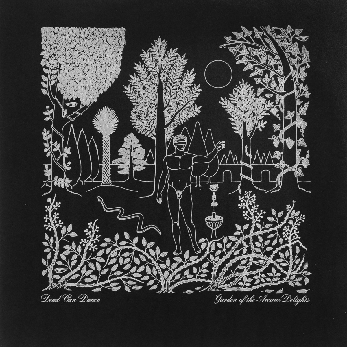Dead Can Dance Dead Can Dance. Garden Of The Arcane Delights / Peel Sessions (2 LP) dead can dance dead can dance anastasis
