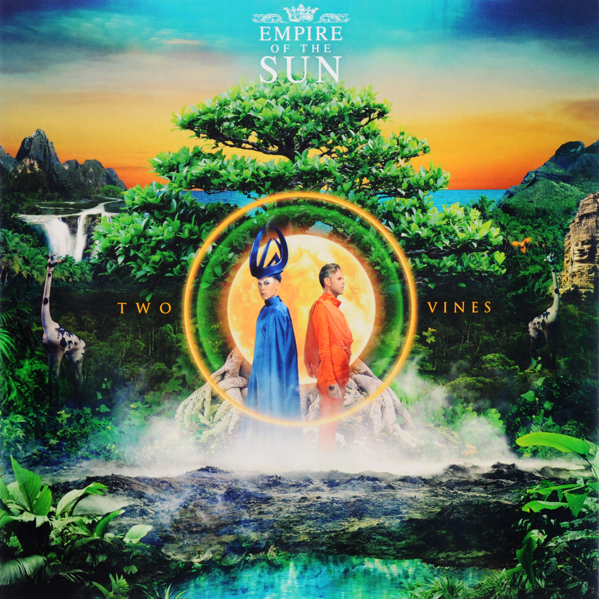 Empire Of The Sun Empire Of The Sun. Two Vines (LP) empire of ivory
