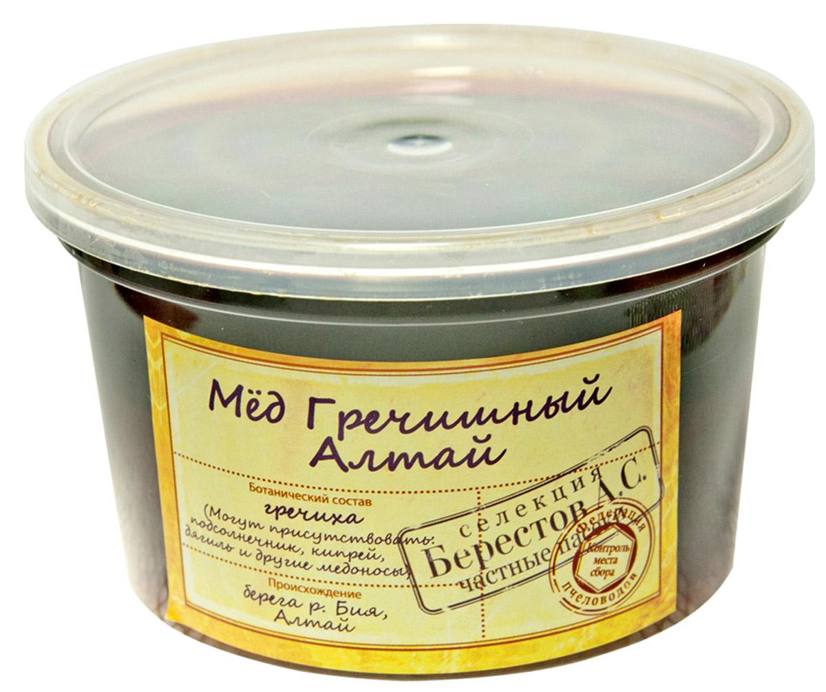 Берестов Мед Гречишный, 360 г берестов мед горный 500 г