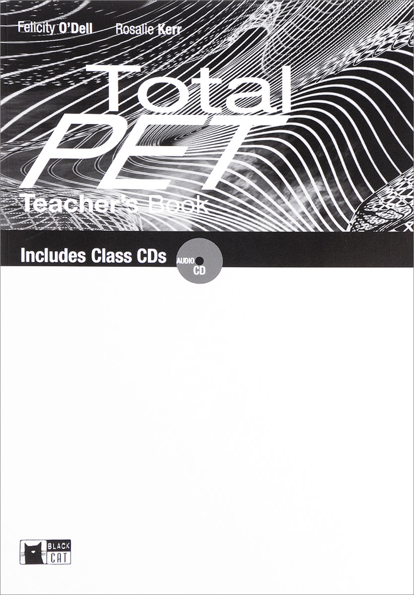 Total PET: Teacher's Book (+ 2 CD-ROM)