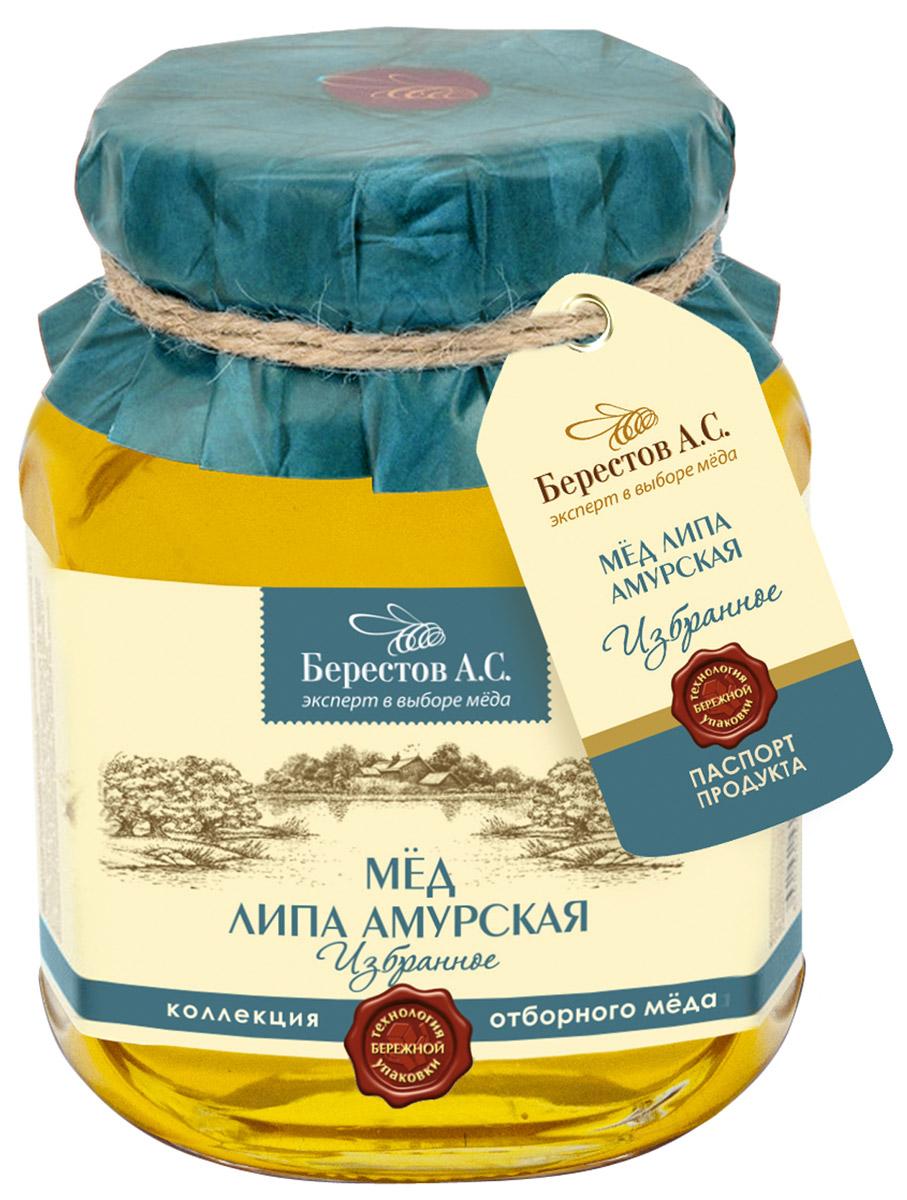 Берестов Мед Липа Амурская, 500 г берестов мед горный 500 г