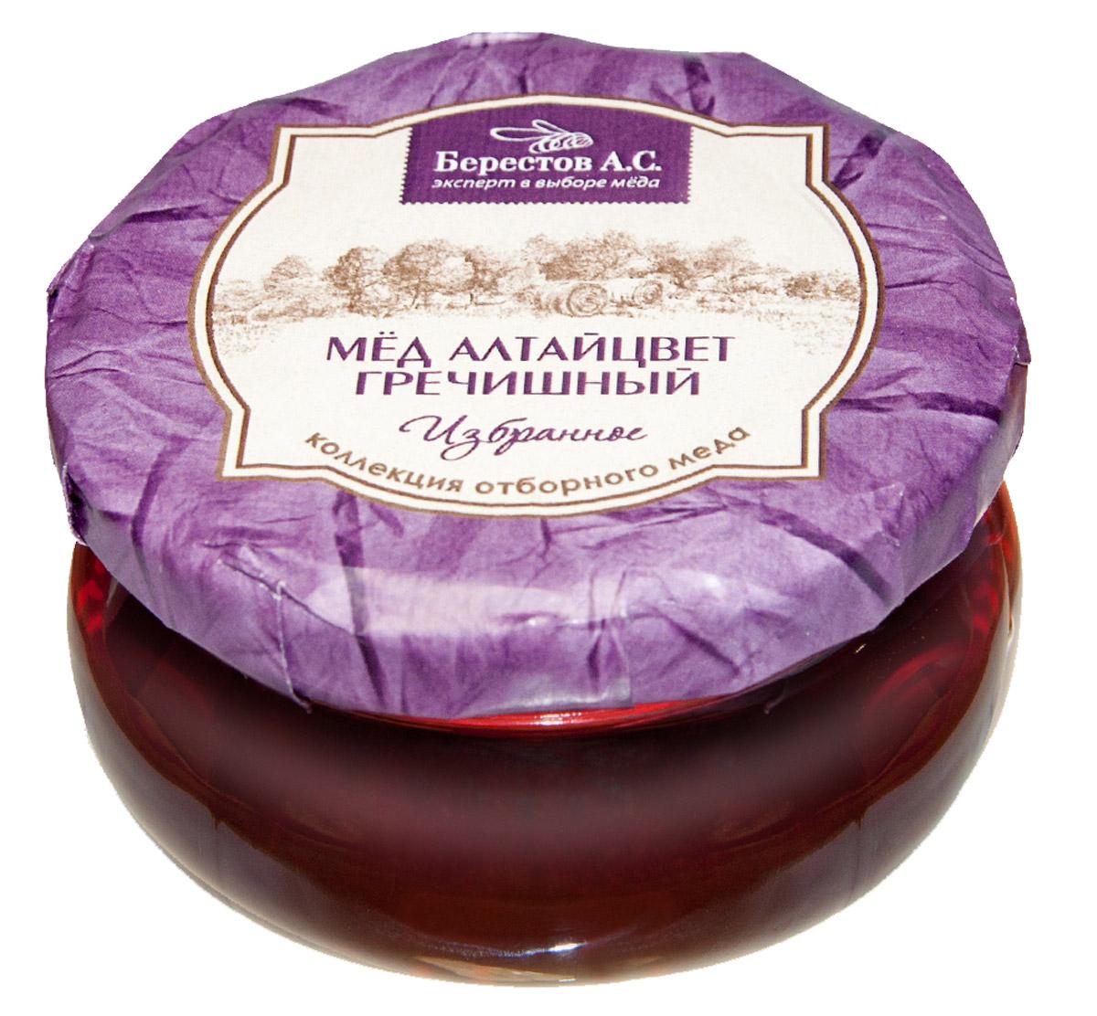 Берестов Мед Гречишный, 100 г берестов мед горный 500 г