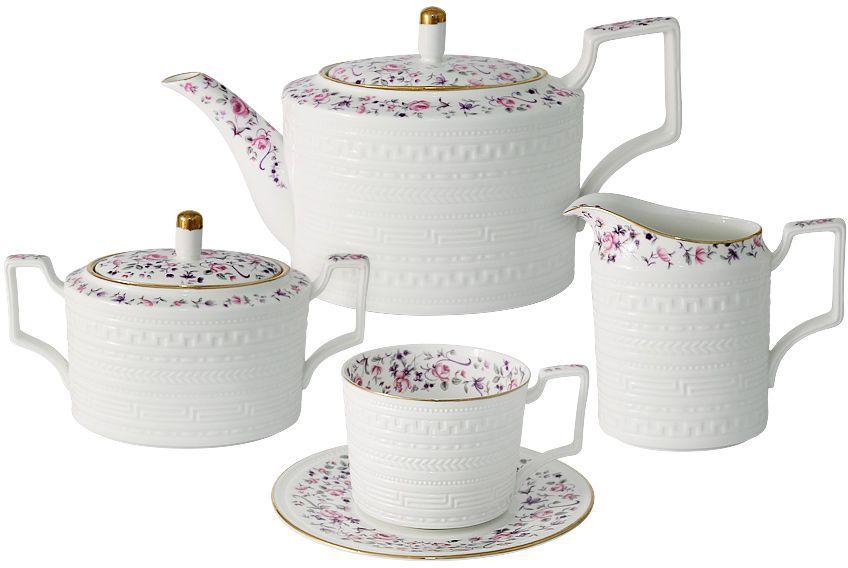 """Сервиз чайный Colombo """"Стиль"""", 15 предметов"""