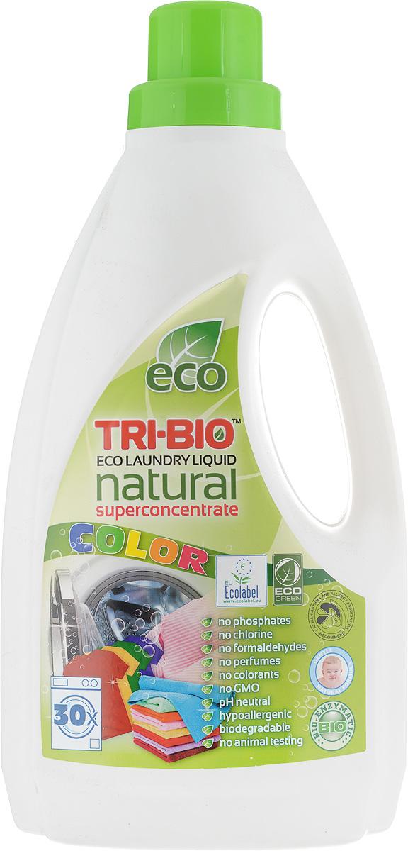 """Эко-жидкость для стирки цветного белья """"Tri-Bio"""", концентрат, 1,42 л"""