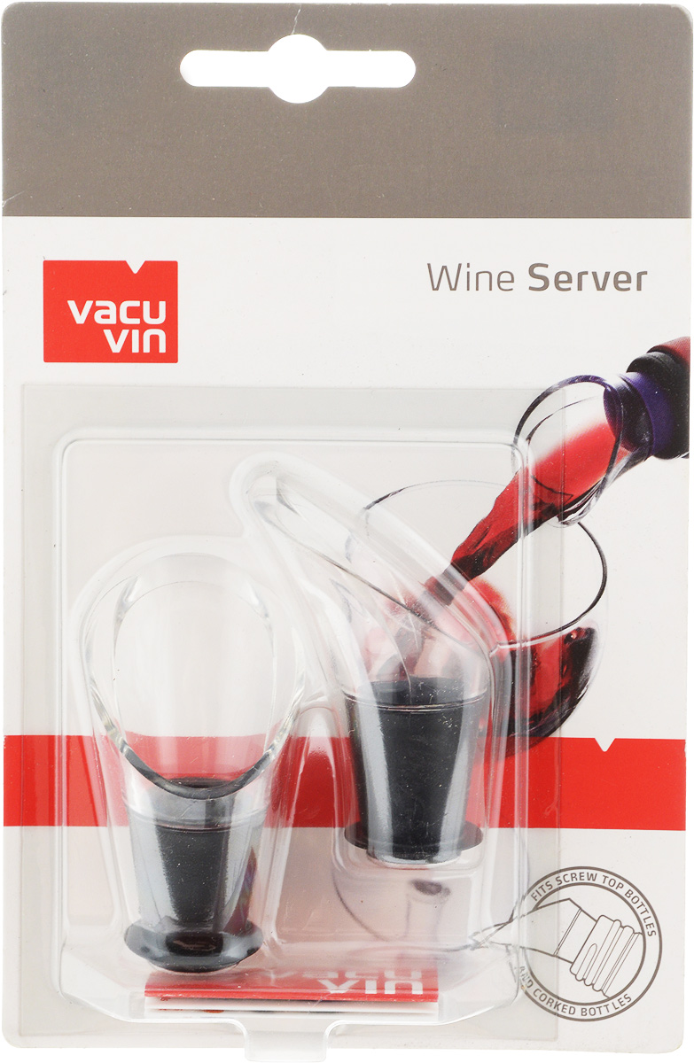 "Набор каплеуловителей VacuVin ""Wine Server"", 2 шт. 1854060"