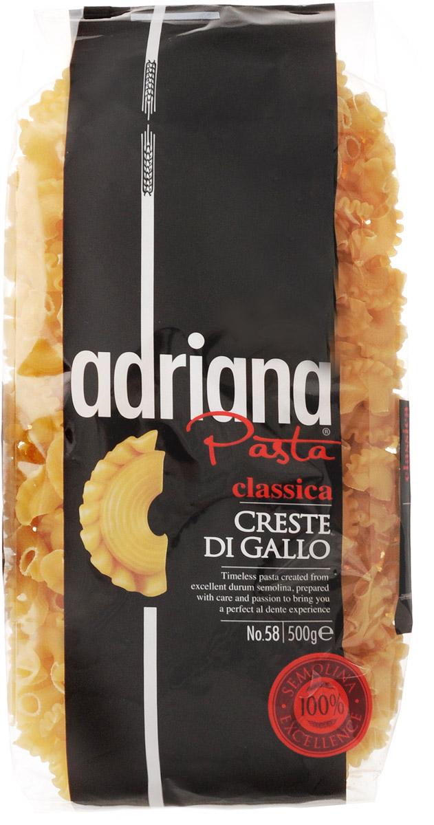 Adriana Creste di Gallo паста, 500 г
