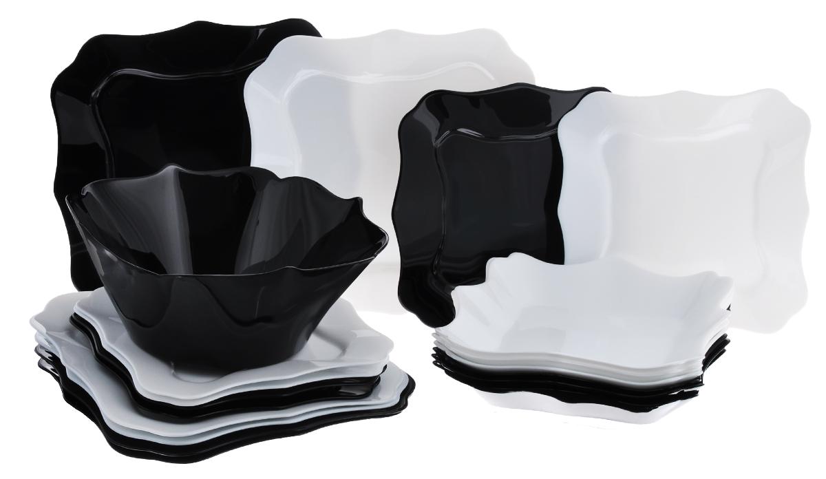 """Набор столовой посуды Luminarc """"Authentic"""", 19 предметов"""
