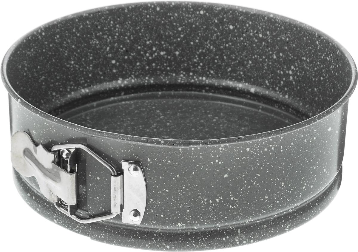 Форма для выпечки Regent Inox, круглая, с антипригарным покрытием, диаметр 20 см форма для выпечки berghoff perfect slice круглая с инструментом для нарезания диаметр 22 см