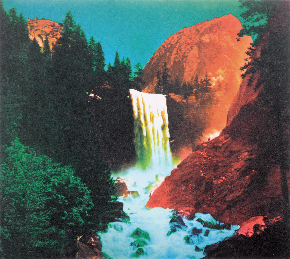 My Morning Jacket Jacket. The Waterfall