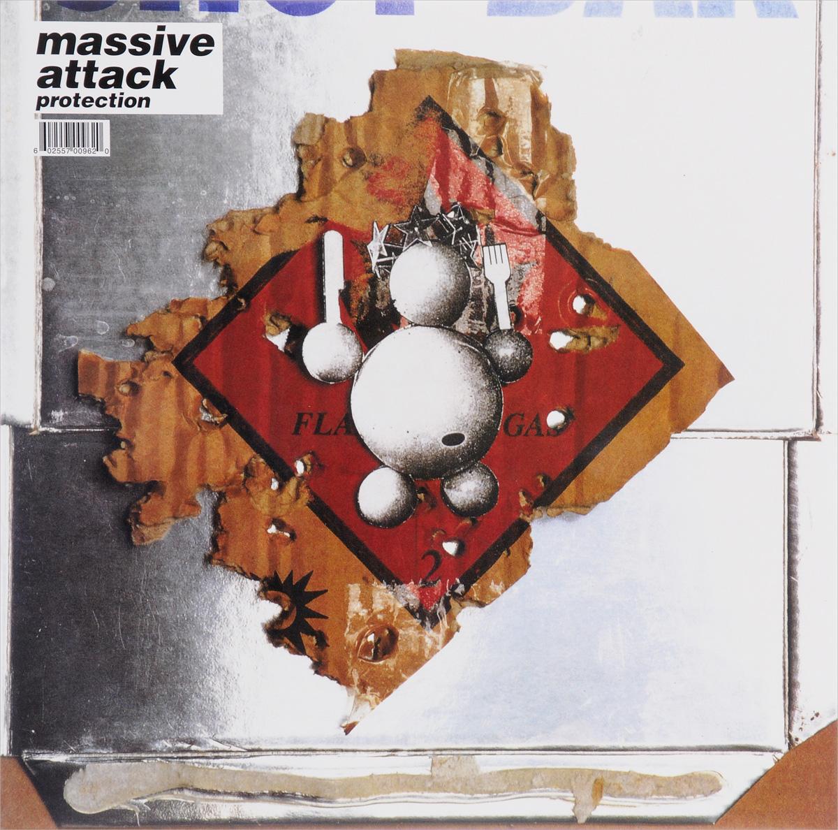 цена на Massive Attack Massive Attack. Protection (LP)