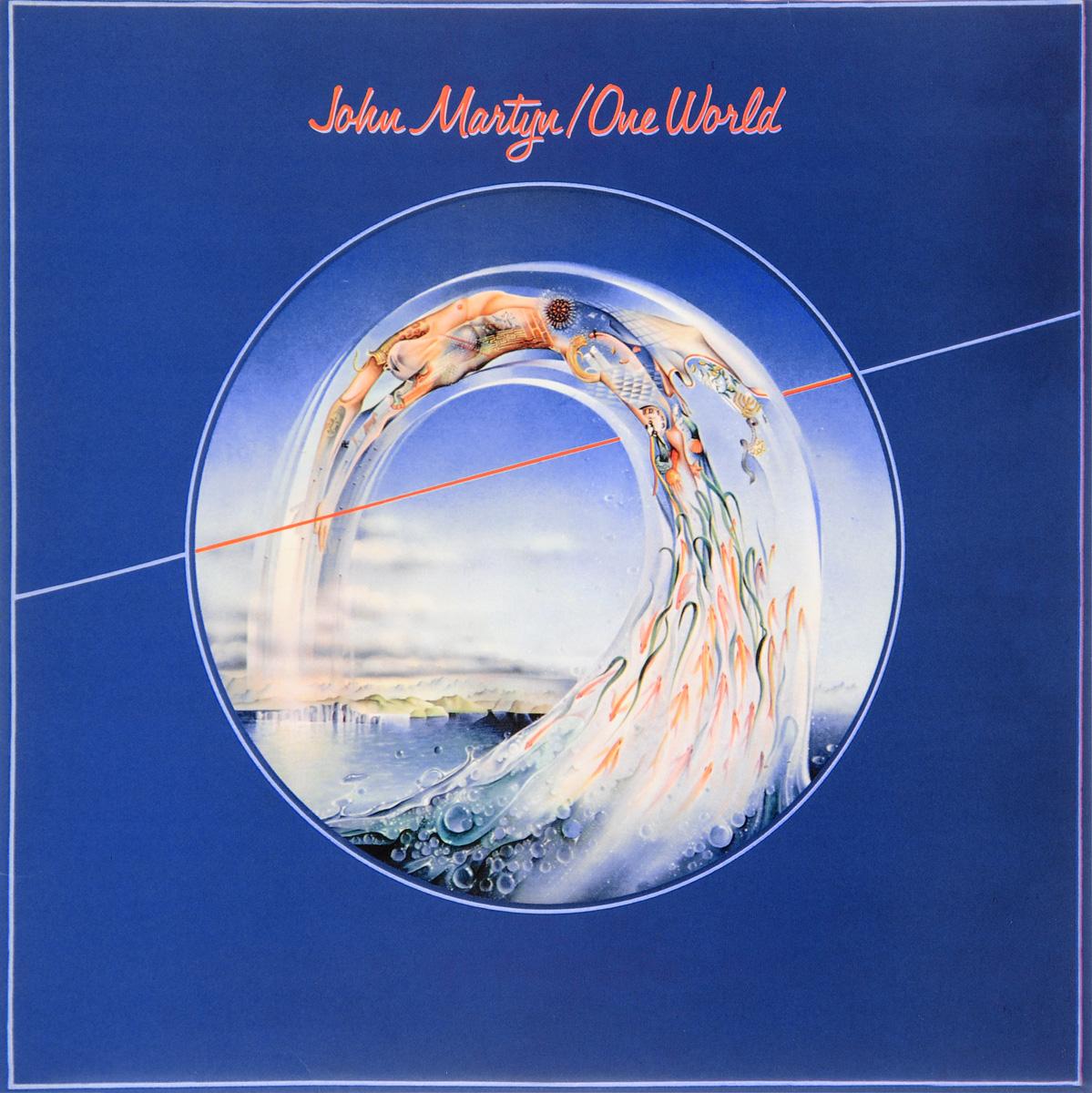 Джон Мартин John Martyn. One World (LP) джон мартин john martyn sapphire 2 lp