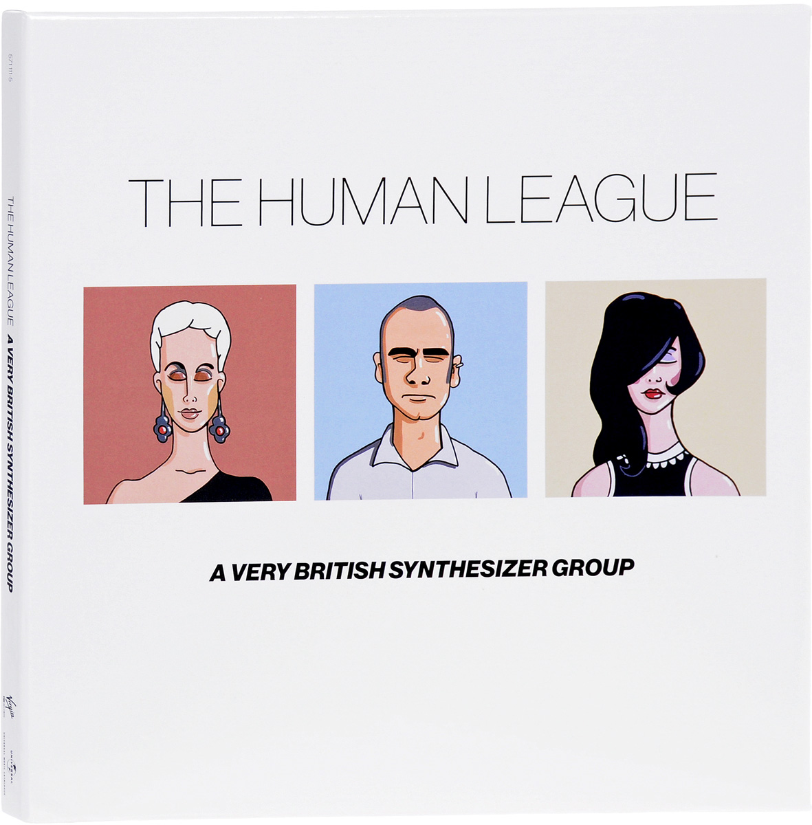 The Human League The Human League. A Very British Synthesizer Group. Half Speed Master Edition (3 LP) кендрик ламар kendrick lamar damn 2 lp