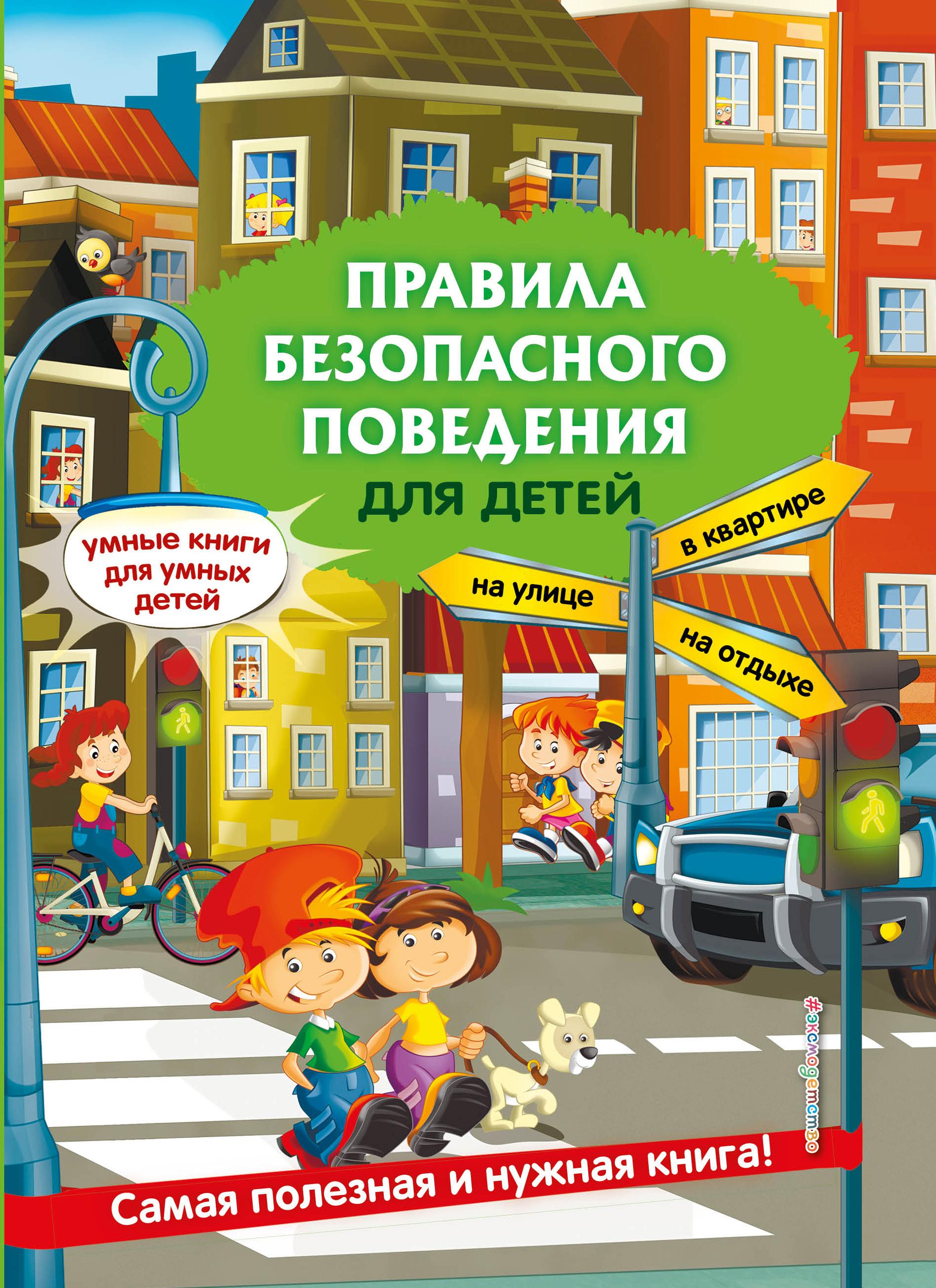 Правила безопасного поведения для детей. Ю. С Василюк