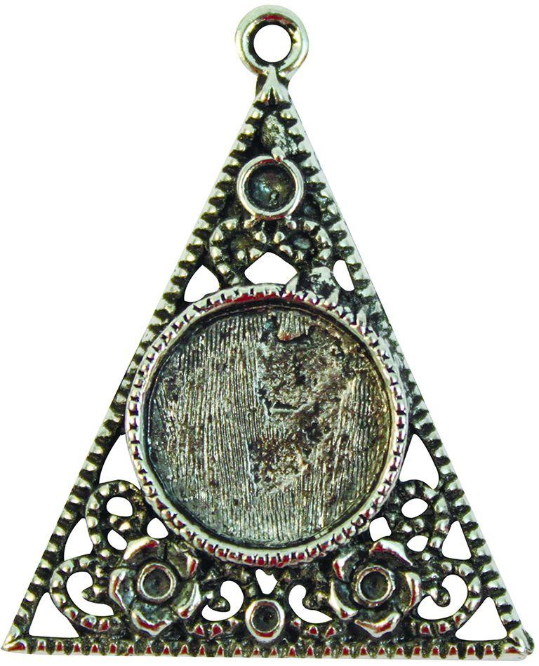 Декоративный элемент Астра, 30 х 27 мм, 4 шт декоративный элемент астра 30 х 27 мм 4 шт