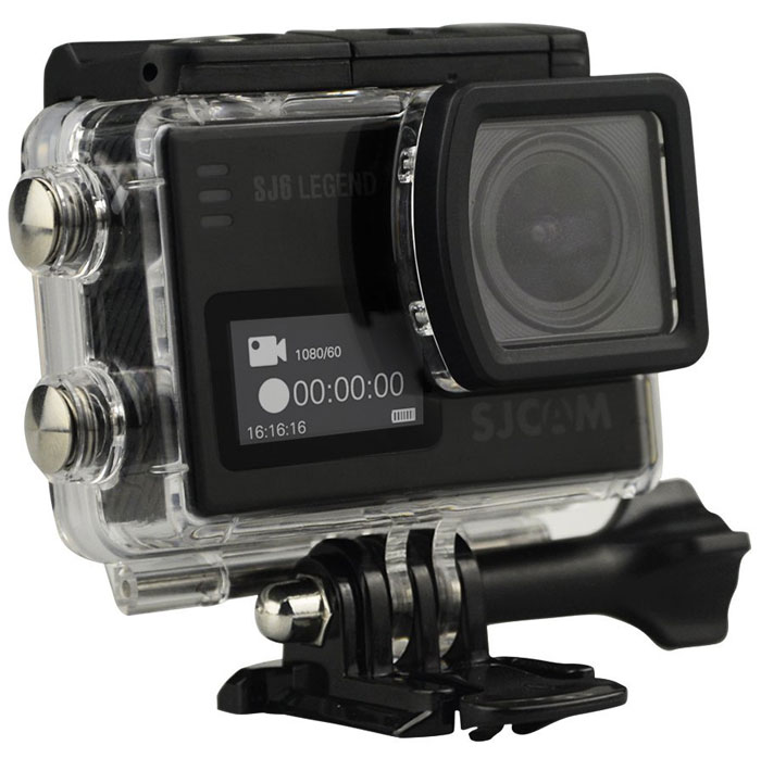 Экшн-камера SJCAM SJ6 Legend цена и фото