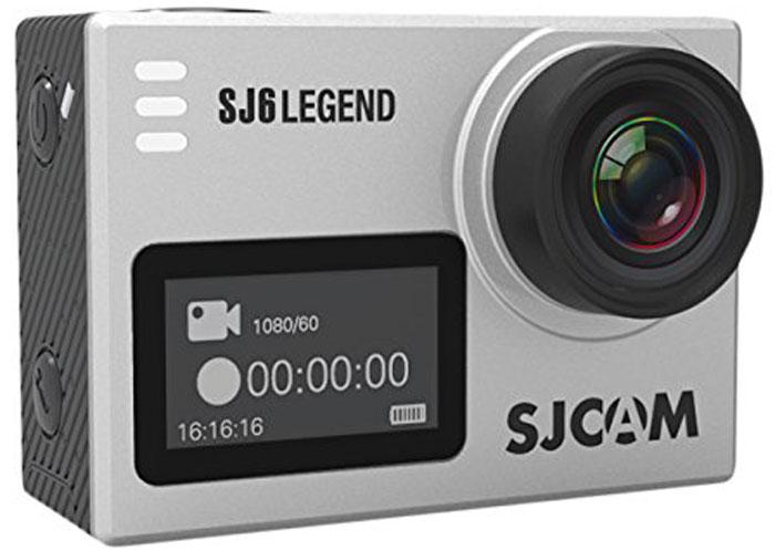 лучшая цена SJCAM SJ6 Legend, Silver экшн-камера