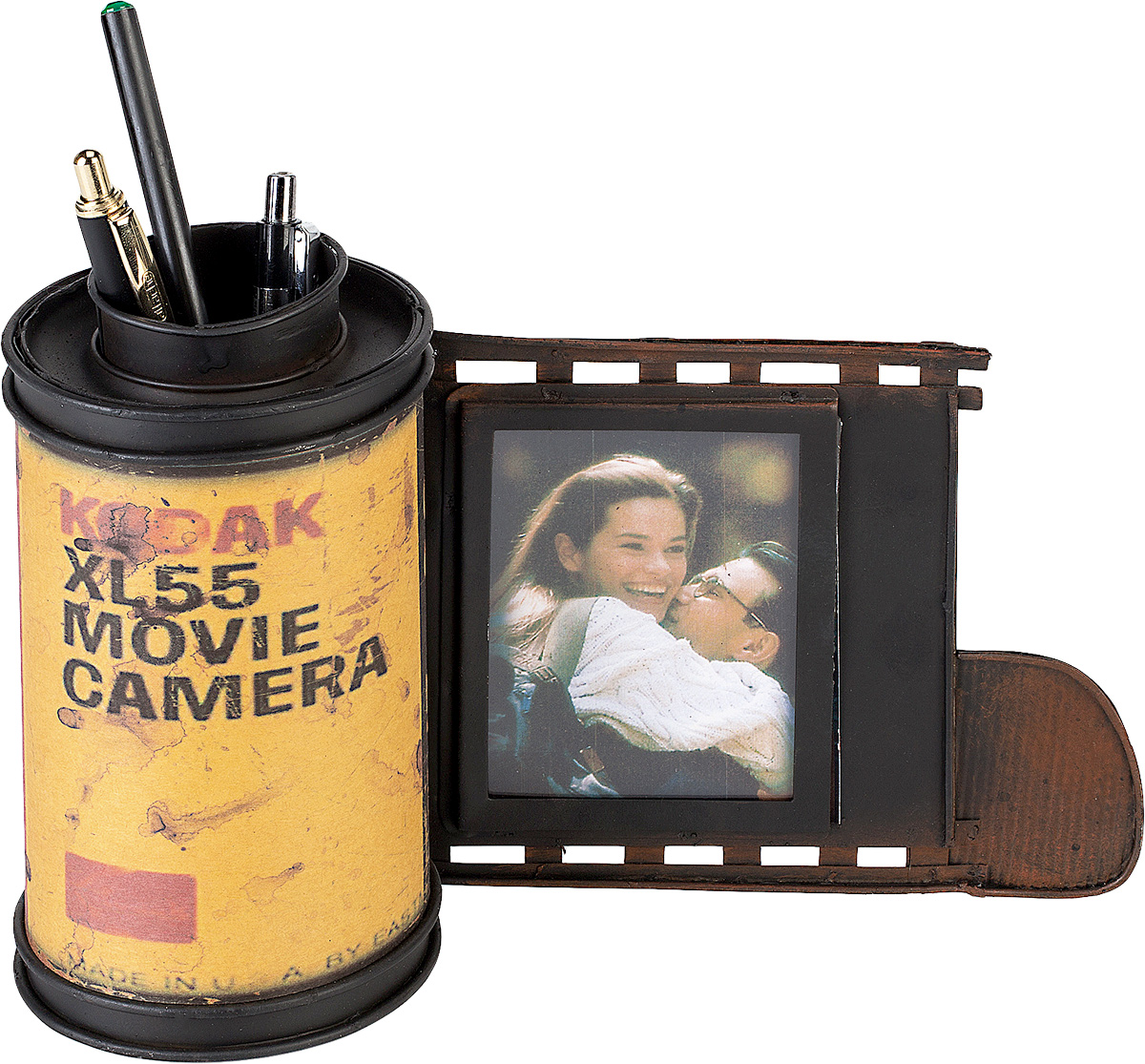 цена на Подставка для ручек Platinum Фотопленка. Kodak, с фоторамкой