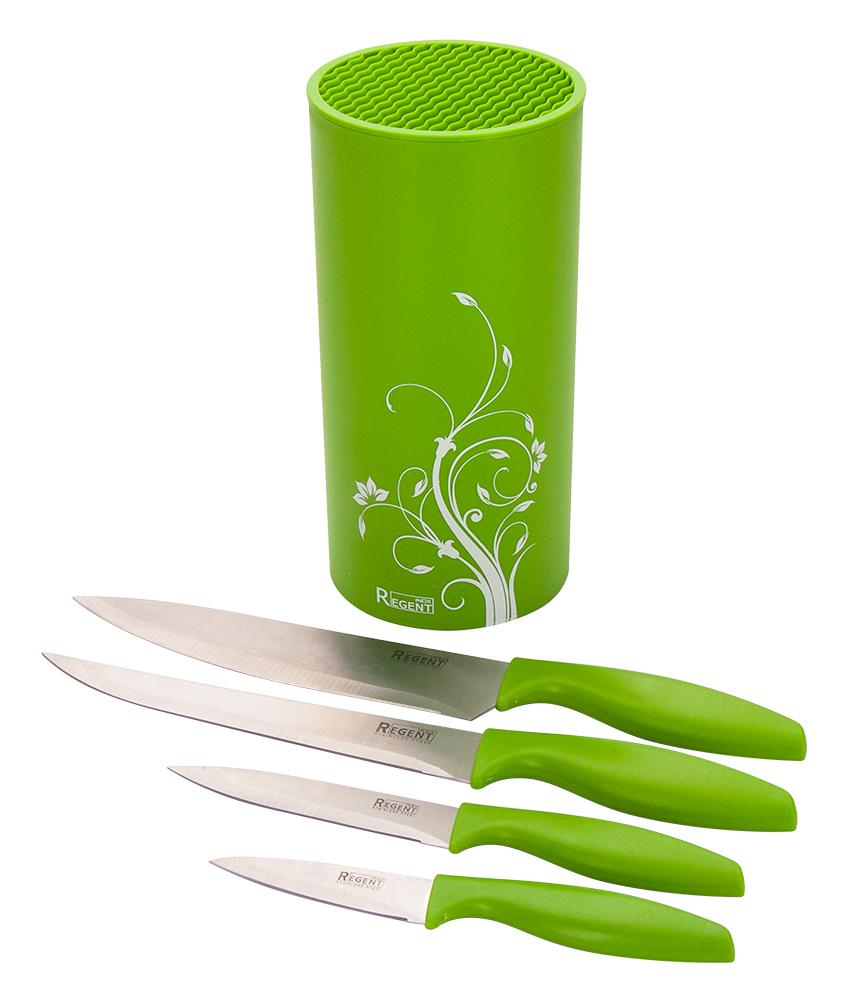 Набор ножей Regent Inox Linea Filo, 5 предметов набор кухонных принадлежностей 5 предметов linea cucina regent 694104