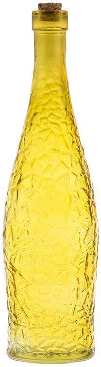 Бутылка для масла и уксуса Elan Gallery, цвет: янтарный, 700 мл салатник elan gallery дед мороз 13 8 х 12 8 х 8 3 см