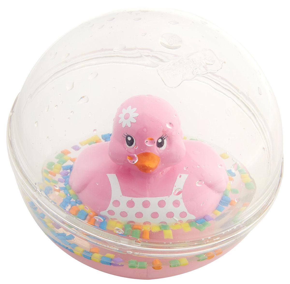 Fisher-Price Развивающая игрушка Уточка цвет розовый роутер tp link deco m9 plus 3 pack ac2200 mesh wi fi система для умного дома