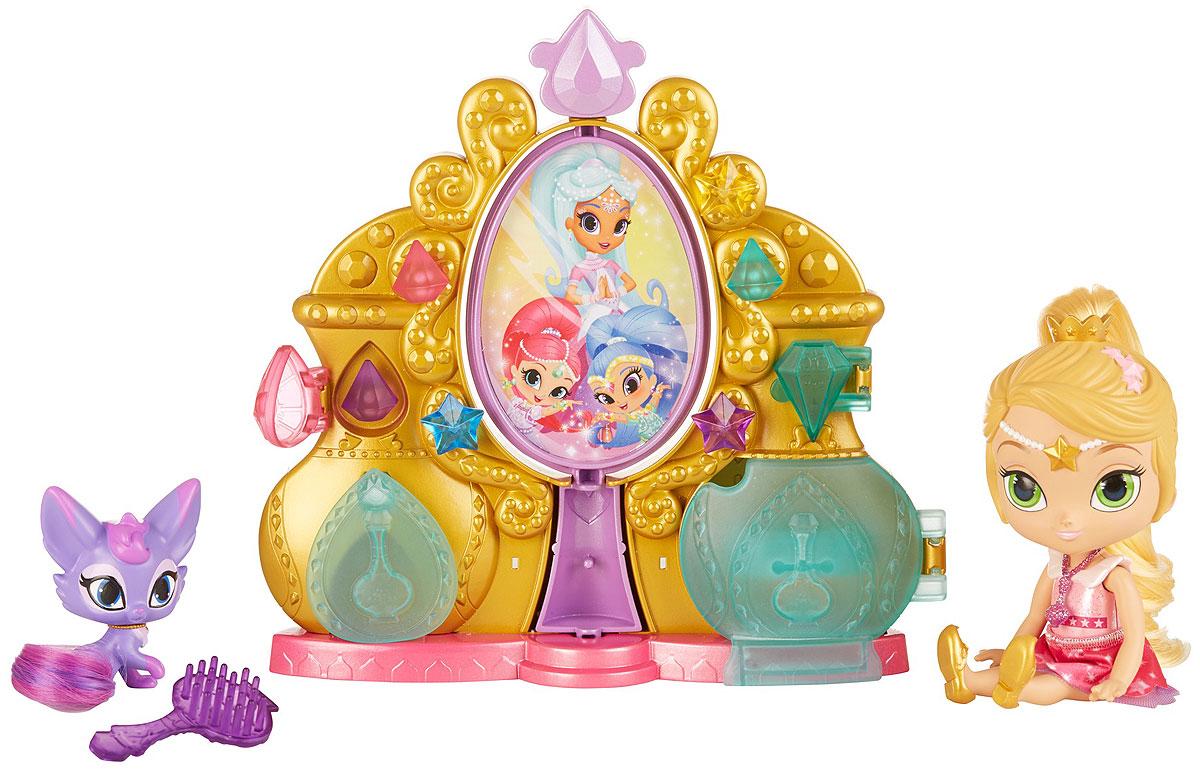 Фото - Shimmer & Shine Игровой набор Волшебная зеркальная комната goliath игровой набор букетик и тюльпан shimmer wing