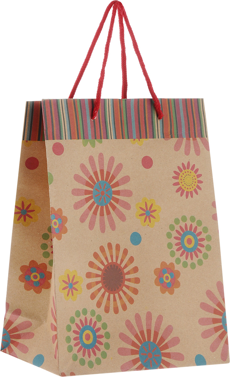 Пакет подарочный Феникс-Презент Фейерверк, 19 х 8 х 24,5 см пакет подарочный феникс презент дед мороз с елкой 17 8 х 22 9 х 9 8 см