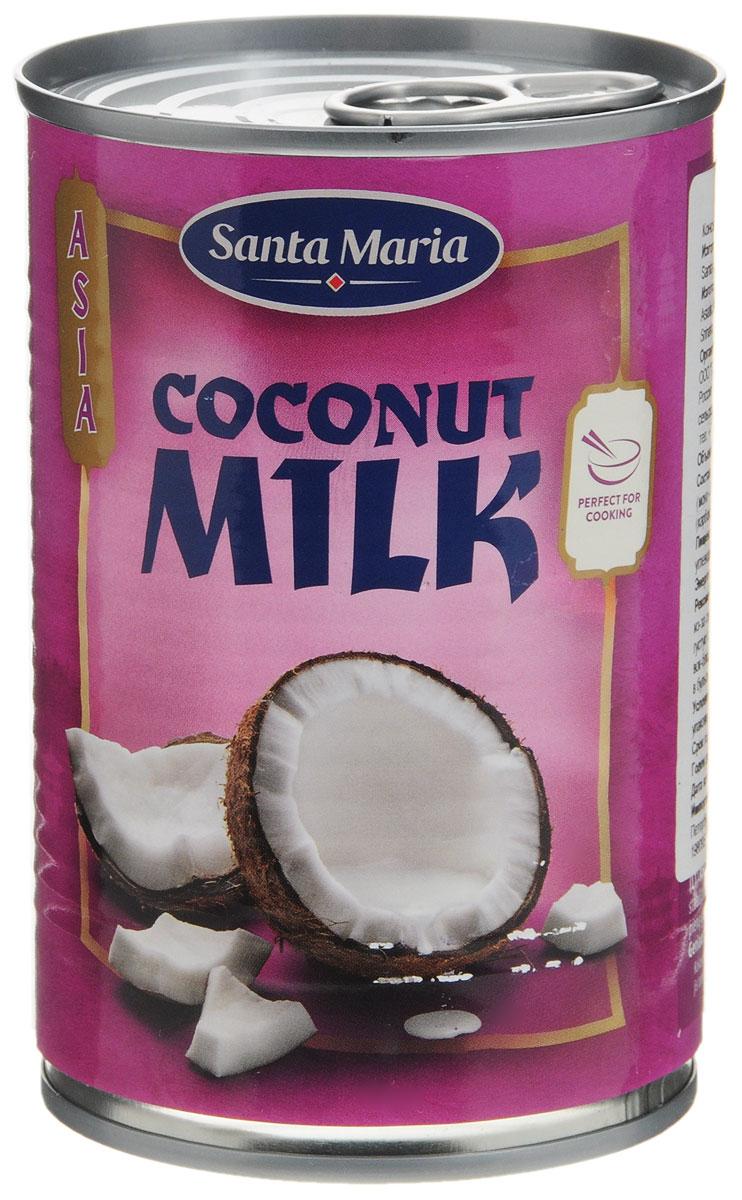 цена на Santa Maria Кокосовое молоко, 400 мл