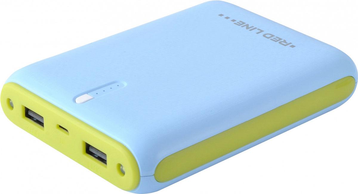 Red Line V10 внешний аккумулятор (8000 мАч) цена и фото