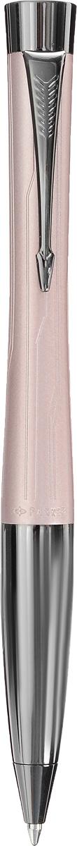 Parker Ручка шариковая Urban Premium Metallic Pink CT цвет чернил синий