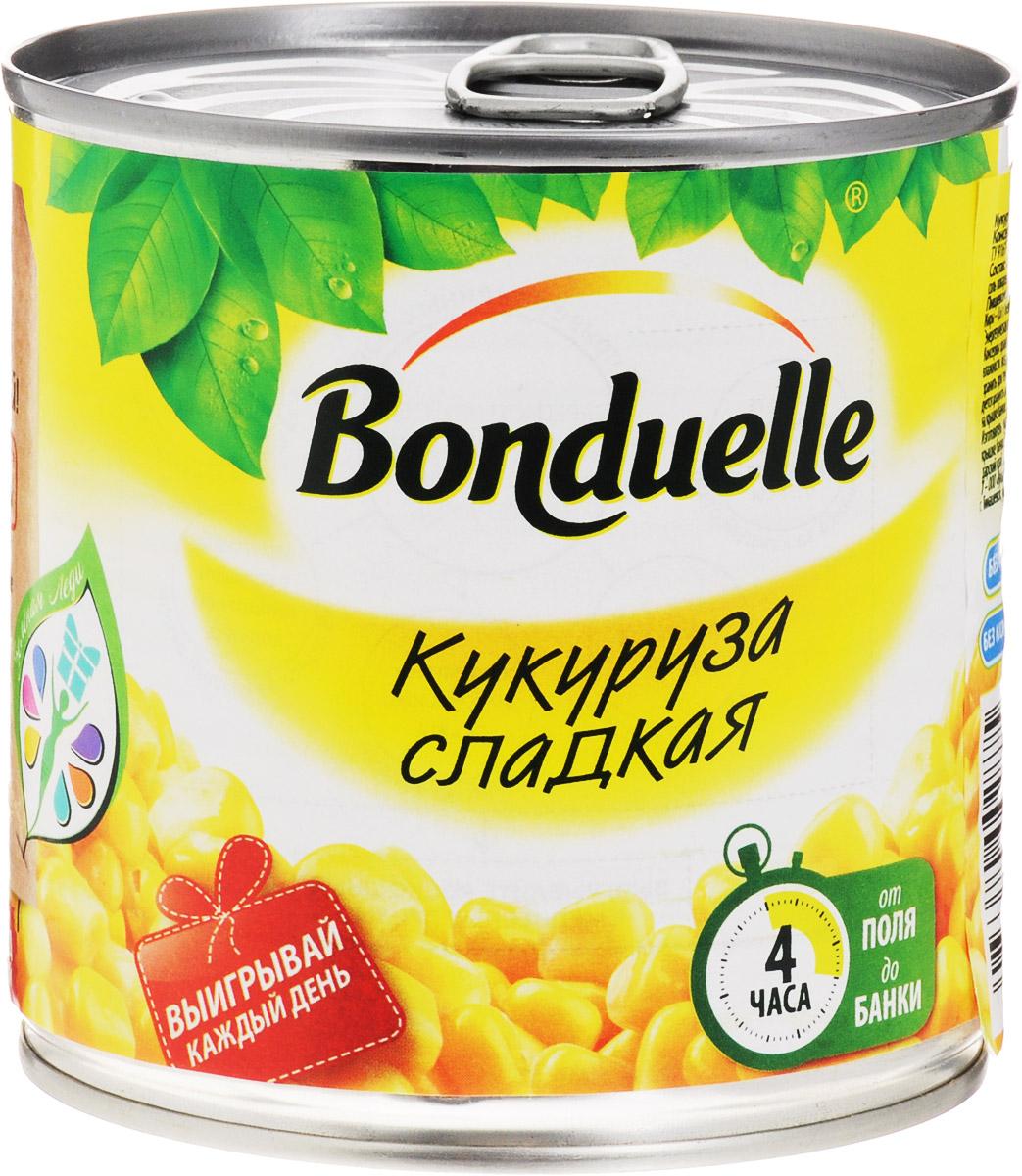Bonduelle кукуруза сладкая, 340 г кукуруза bonduelle сладкая 340г
