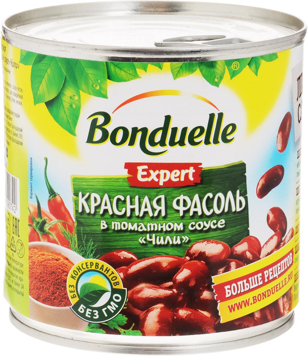 """Bonduelle красная фасоль в соусе """"Чили"""", 400 г"""