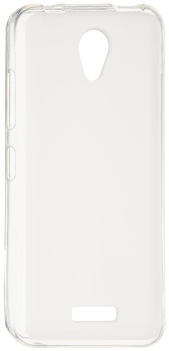 Red Line iBox Crystal чехол для Lenovo A1010/A2016, Clear