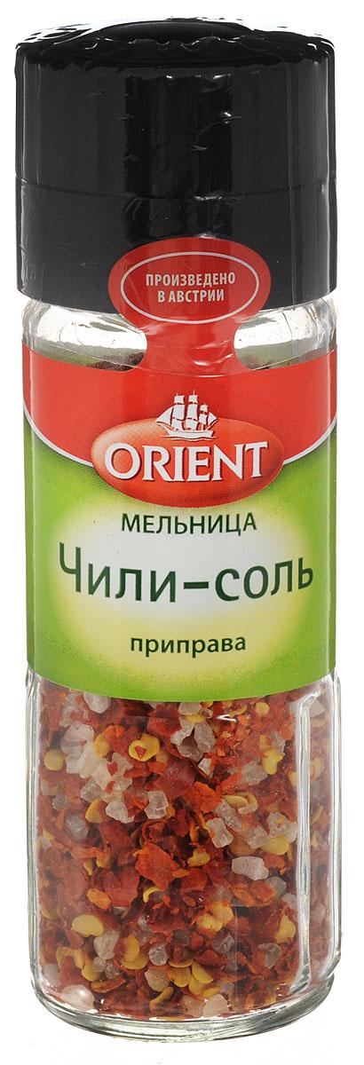 Orient Приправа Чили-соль, 48 г хлеб соль палочки с солью 200 г
