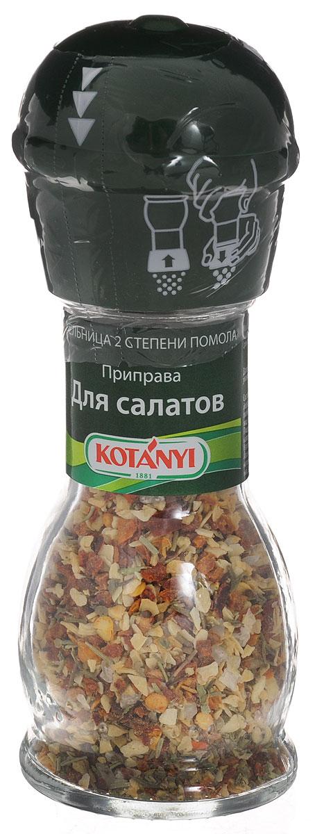 Kotanyi Приправа для салатов, 40 г приправа kotanyi чили острый мельница 35г