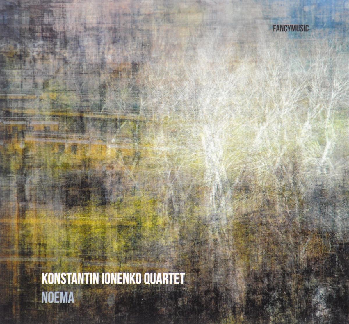лучшая цена Konstantin Ionenko Quintet Konstantin Ionenko Quintet. Noema