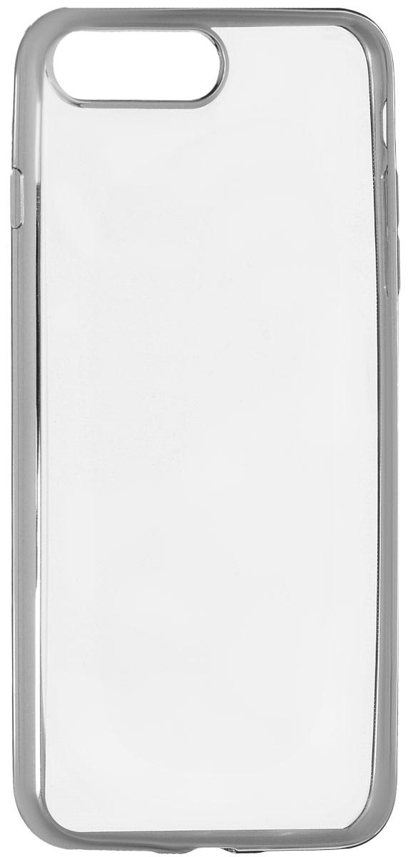 Red Line iBox Blaze чехол для iPhone 7 Plus/8 Plus, Silver red line ibox blaze чехол для iphone 6 6s silver