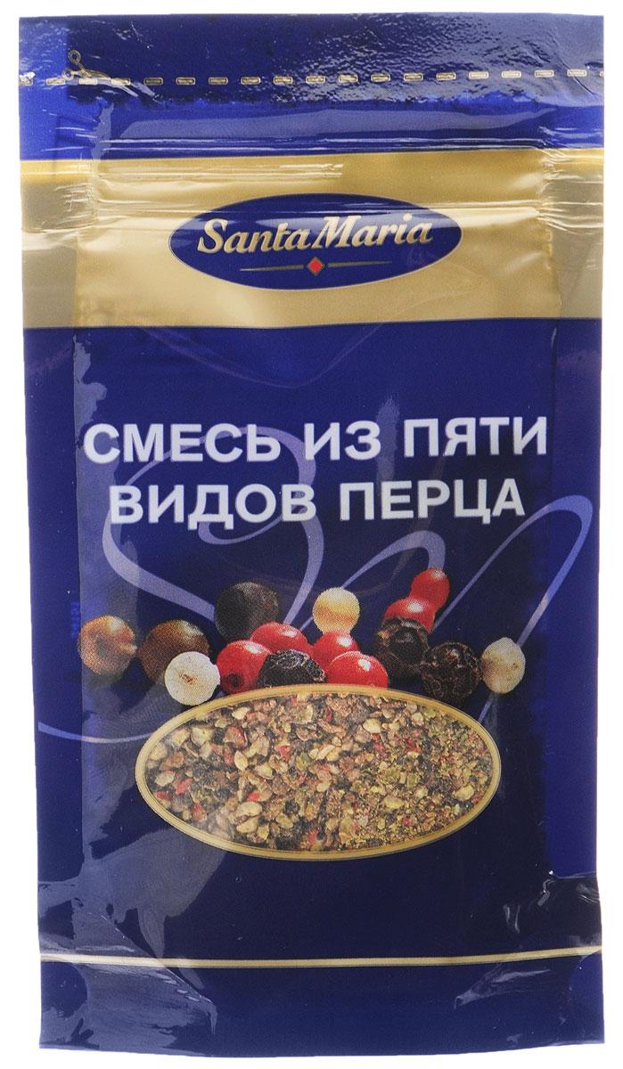 Santa Maria Смесь из пяти видов перца, 16 г santa maria смесь из пяти видов перца 190 г