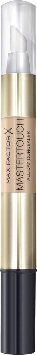 Max Factor Корректор Mastertouch Under-eye Concealer 303 тон ivory 6 мл недорого