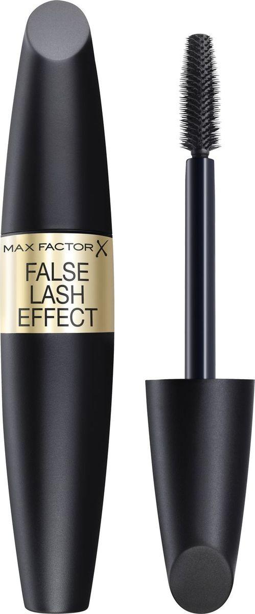 цены на Max Factor Тушь Для Ресниц С Эффектом Накладных Ресниц False Lash Effect Full Lashes Natural Look Mascara Black 13.1 мл  в интернет-магазинах