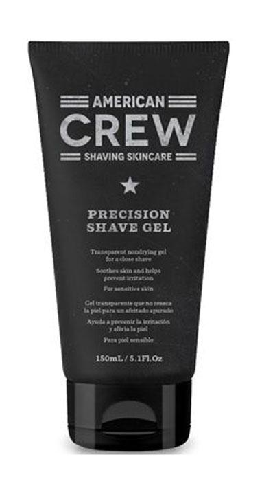 American Crew Гель для бритья Precision Shave Gel 150 мл