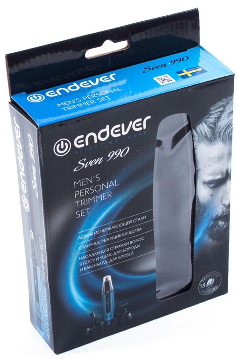 Триммер Endever Sven 990 Endever