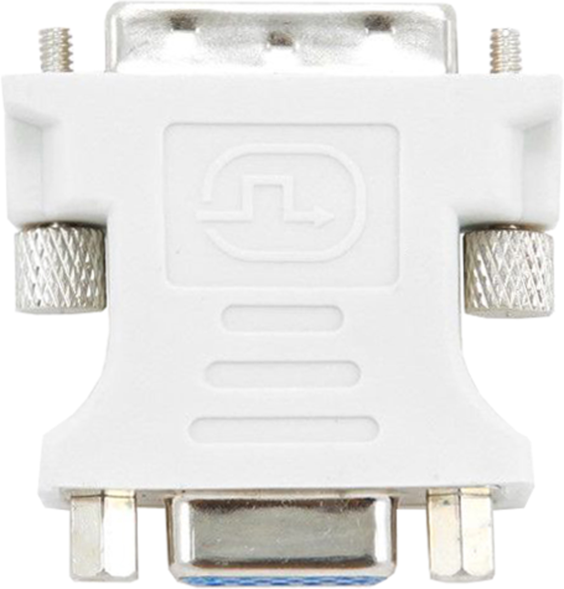 Cablexpert A-DVI-VGA переходник DVI-I-VGA 29M/15F аксессуар gembird cablexpert dvi vga 29m 15f a dvi vga