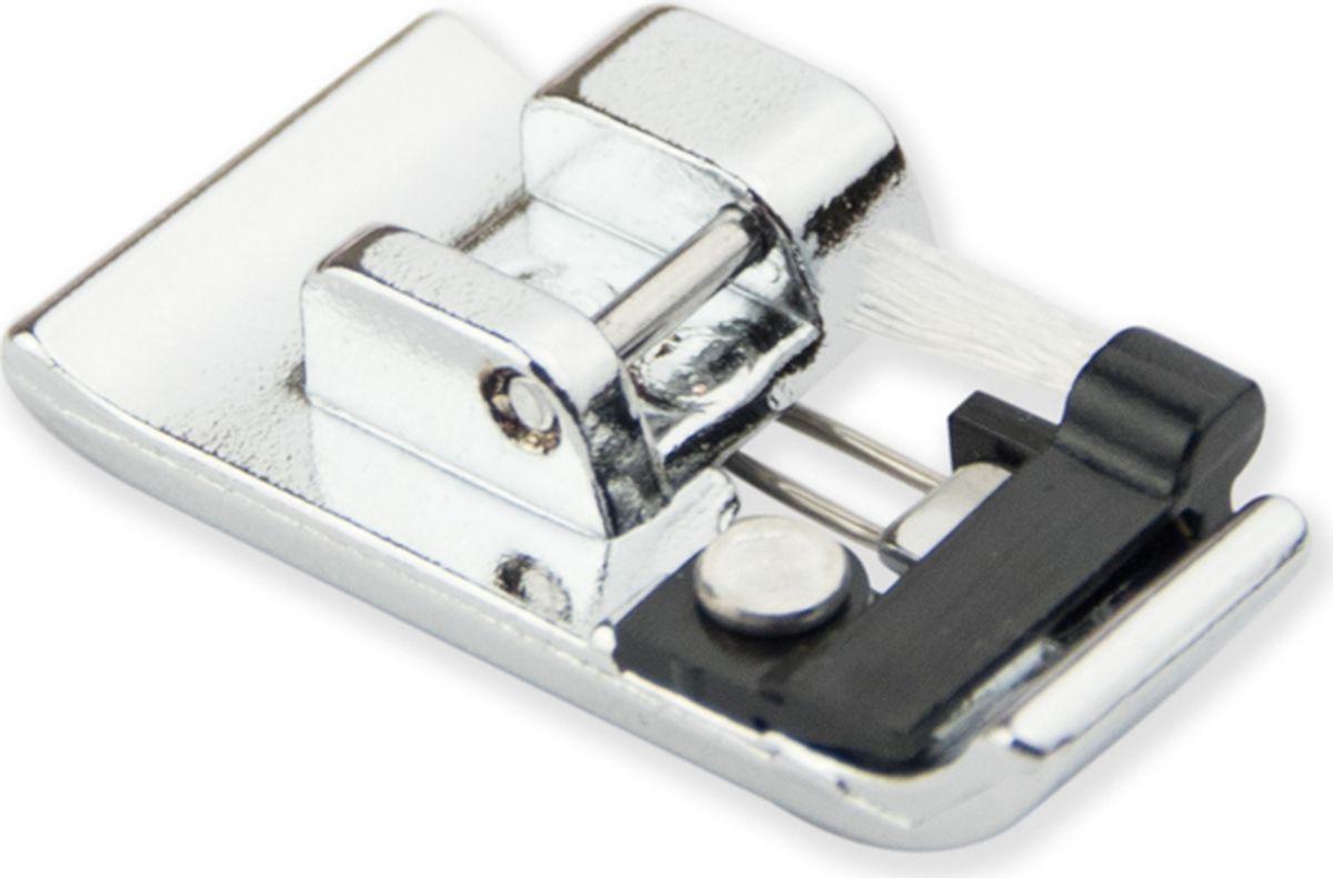 Фото - Лапка для швейной машины Aurora, оверлочная С, с кисточкой лапка astralux с линейкой для машины r20 dp 0042