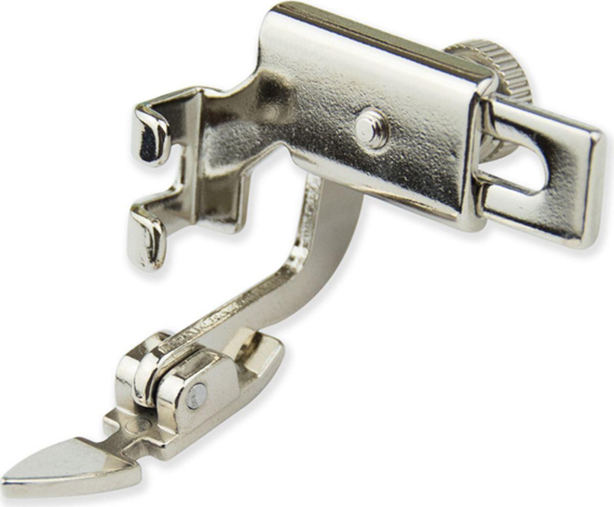 Лапка для швейной машины Aurora, для молнии, узкая, с адаптером лапка для кожи janome цена