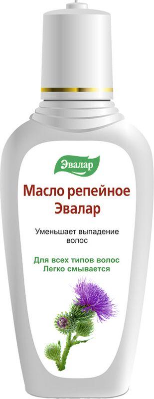 Эвалар Масло репейное 100 мл (для укрепления волос) Эвалар